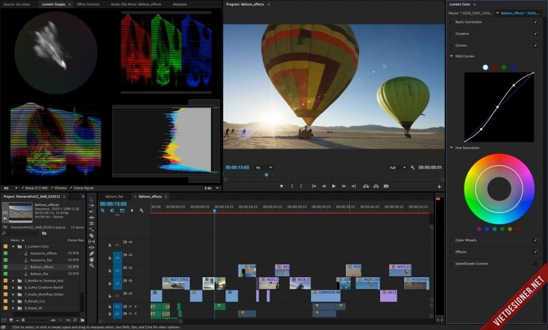 Adobe Premiere Pro CC 2017 v11.0 Multilingual