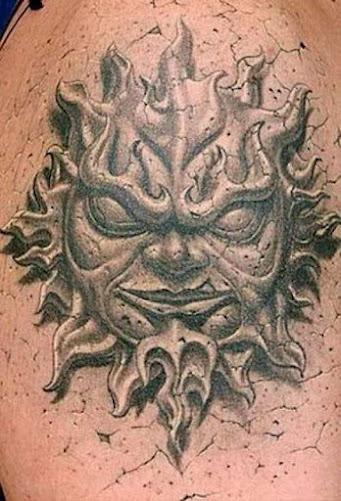 Những hình xăm (tattoo) 3D đẹp tuyệt vời