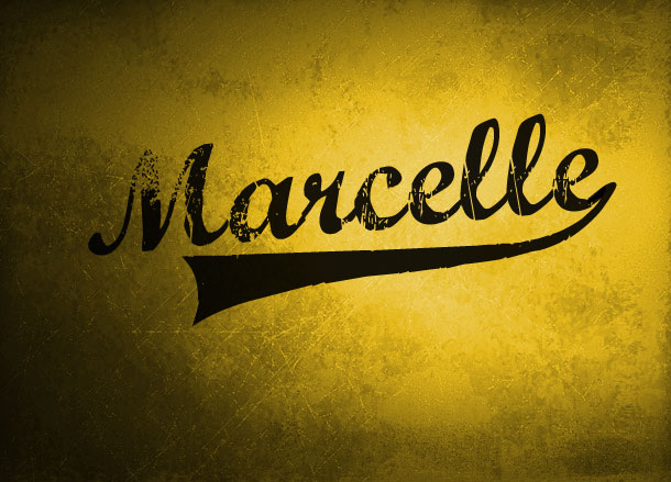 14. Marcelle