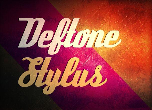 8. Deftone Stylus