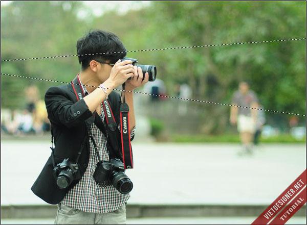 Làm ảnh theo phong cách Hàn Quốc trẻ trung và năng động