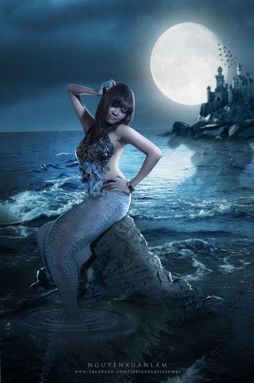 Màu sắc cổ tích như truyện cổ Grimm hay thần thoại Hy Lạp
