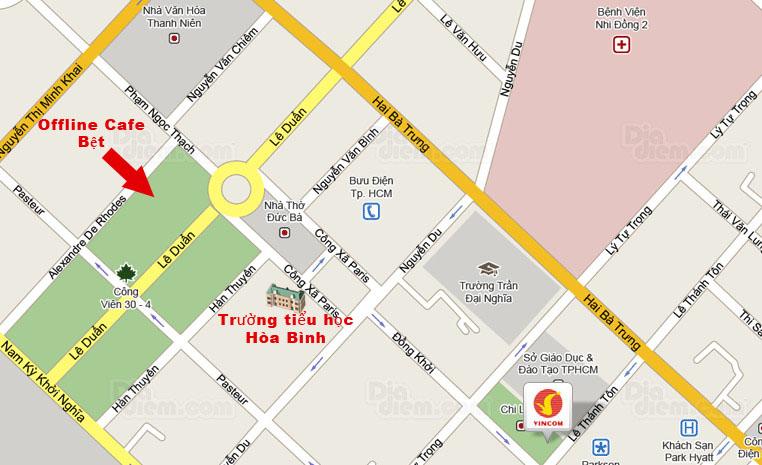 Vị trí offline ở TPHCM - Ấn vào ảnh xem full size