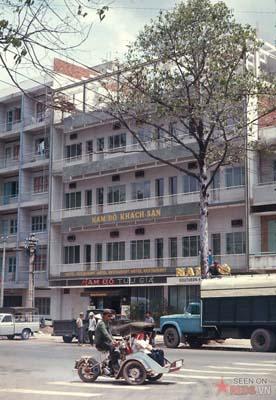 Tháng 6/1969. Khách sạn Nam Đô.