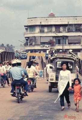 Tháng 12/1968. Khu vực phía sau Thảo Cầm Viên.
