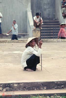 Tháng 1/1969. Trường đua Phú Thọ giờ tàn cuộc.