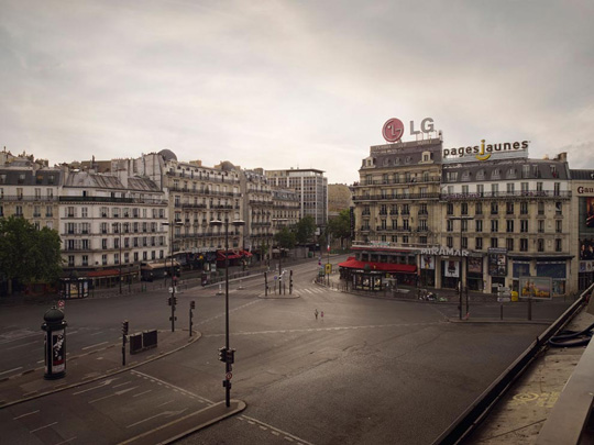 """Bộ ảnh """"Silent World"""" - Thành phố chết của Lucie và Simon"""