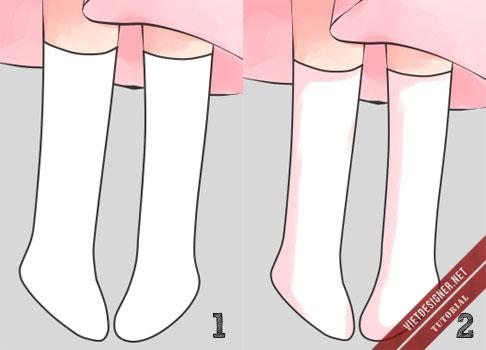 Bài hướng dẫn tô màu bằng Paint Tool SAI