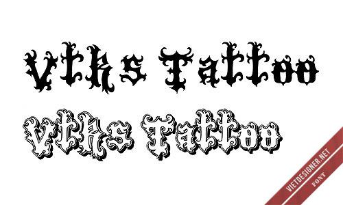 Vtks Tattoo