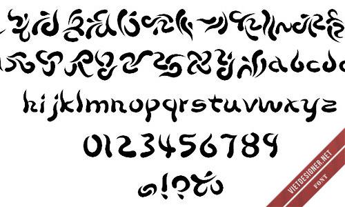 Beech Font