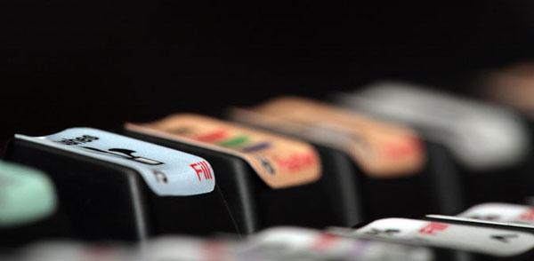 Những miếng dán này có thể uống cao để phù hợp với từng bàn phím
