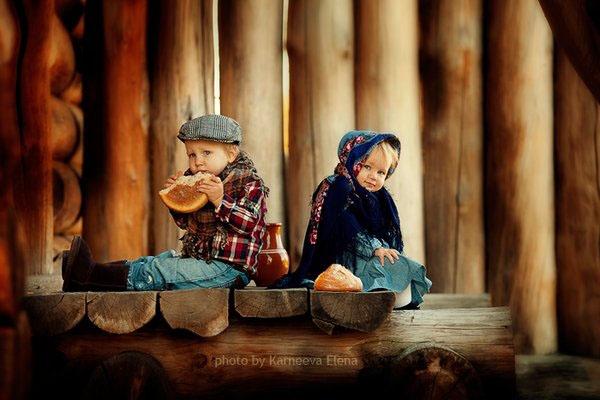 Bộ ảnh trẻ thơ đẹp mê hồn của Elena Korneeva