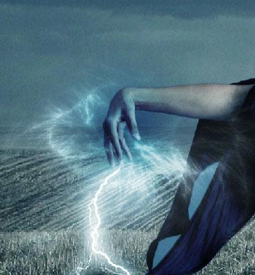 [Manip tutorial] Cô gái quyền năng giữa cánh đồng