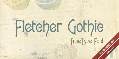 Fletcher Gothic