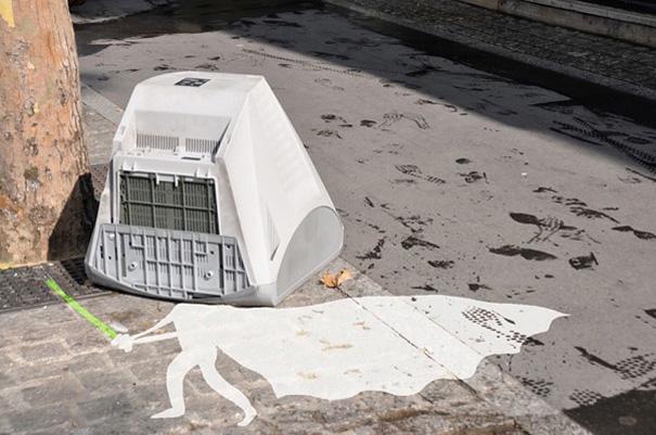 Những bức ảnh đường phố độc đáo của Sandrine Boulet