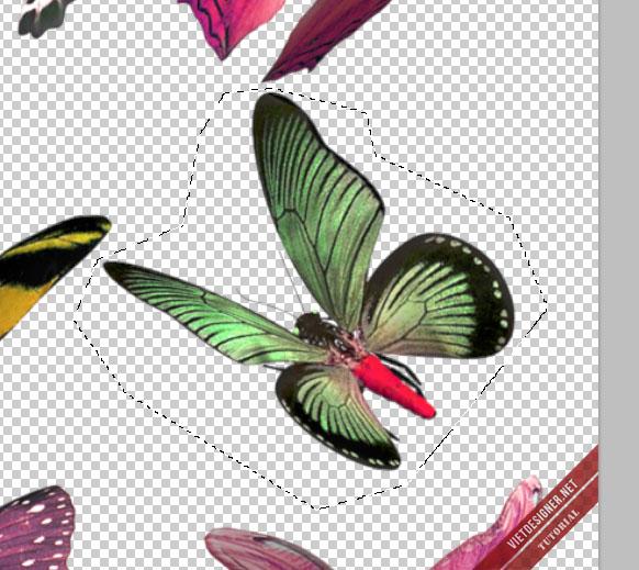 Blend màu cổ điển theo phong cách fairy garden