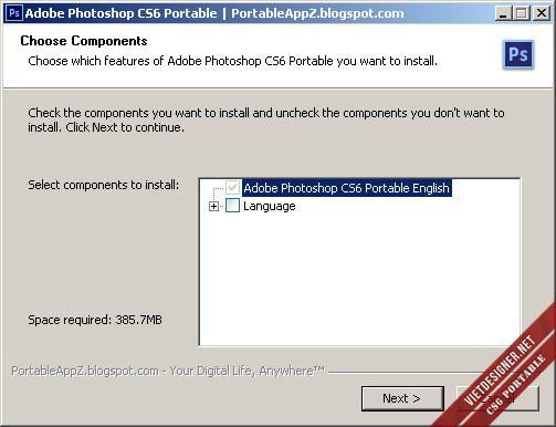 Bạn có thể tick chọn hoặc không cần tick chọn vào ô Language, cái này không quan trọng