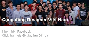 Facebook Group Việt Designer